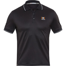 X-Bionic Travel Poloshirt Heren, black